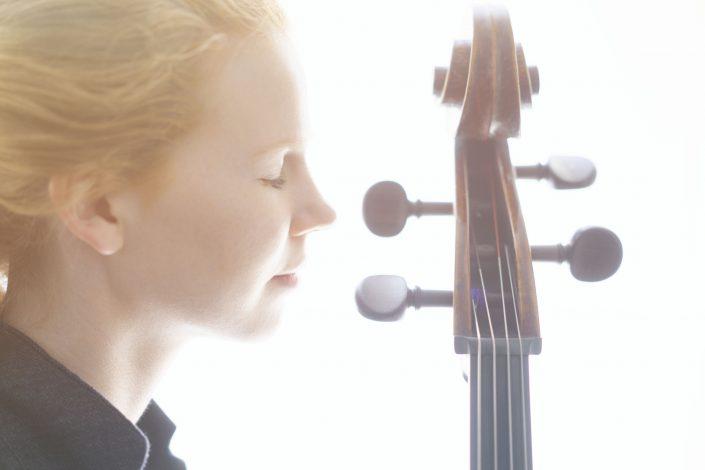 Harriet Krijgh Cello Photo: Marco Borggreve