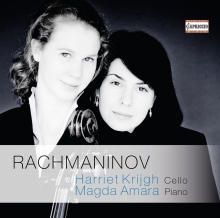 RACHMANINOV Harriet Krijgh
