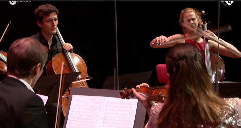 Shostakovich - Two pieces for string octet