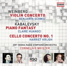 Weinberg - Kabalewsky